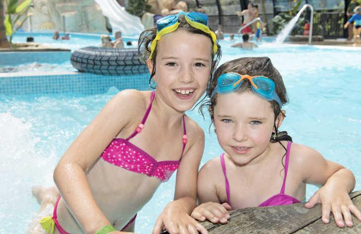 La Palombiere Campsite Children Indoor Pool