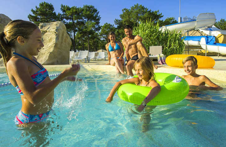 Atlantic Club Montalivet Childrens Pool