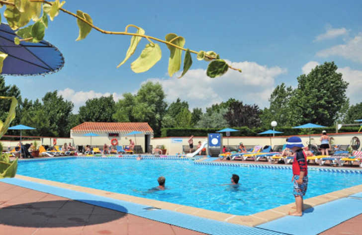 Bel Campsite Facilities Pool