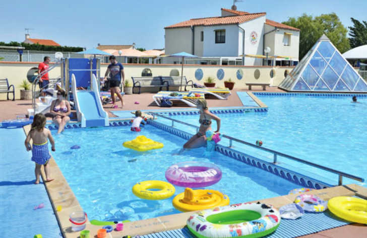 Bel Campsite Family Swimming Pool