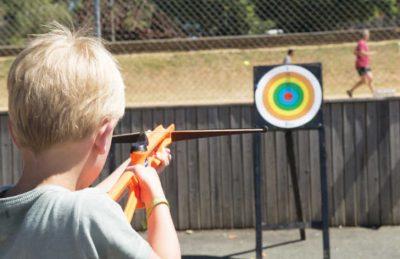 La Palombiere Campsite Archery
