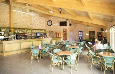 La Palombiere Campsite Bar