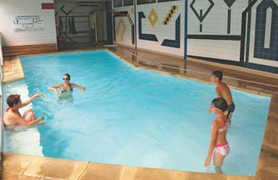 Airotel Pyrenees Indoor Swimming Pool