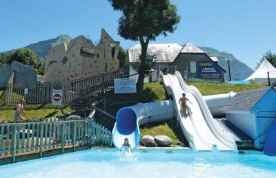 Airotel Pyrenees Pool