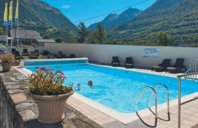 Airotel Pyrenees Swimming Pool