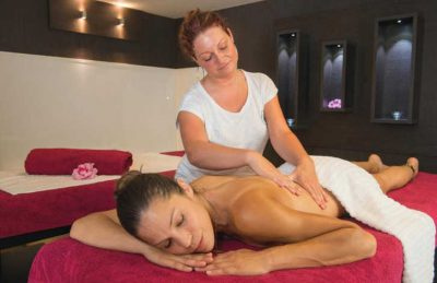 Aluna Vacances Spa Facilities