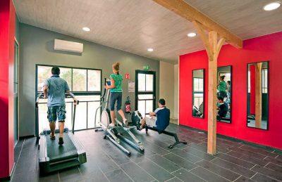 Atlantic Club Montalivet Gym