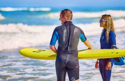 Atlantic Club Montalivet Surfing