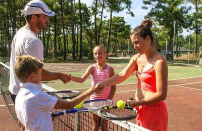 Atlantic Club Montalivet Tennis