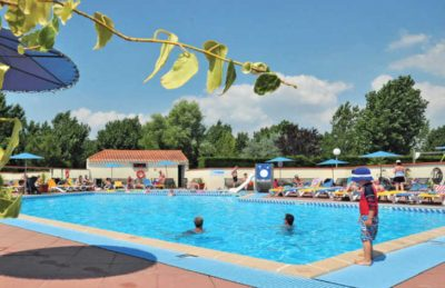 Bel Campsite Pool Facilities