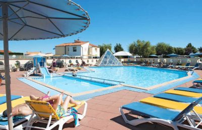 Bel Campsite Swimming Pool Complex