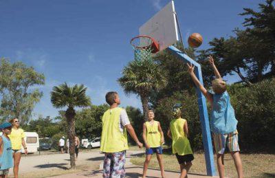 Cala Gogo Basketball