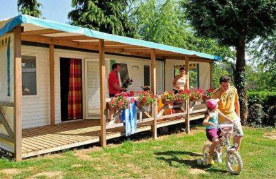 Campeole La Nubliere Accommodation