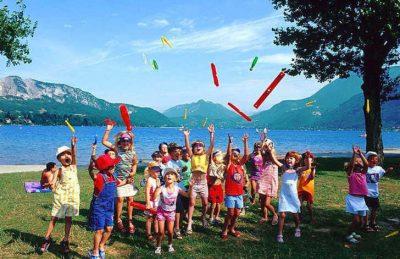 Campeole La Nubliere Children's Fun
