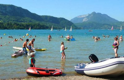 Campeole La Nubliere Lake Annecy