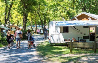 Campeole la Pinede Campsite Pitch