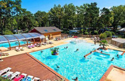 Campeole la Pinede Swimming Pool Complex