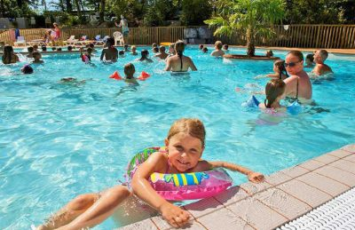 Campeole la Pinede Pool Rubber Rings