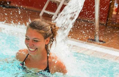 Campeole la Pinede Swimming Pool