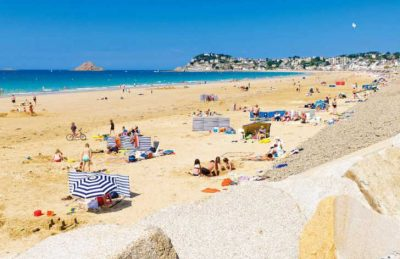Campeole les Monts Colleux Pitch Only Beach