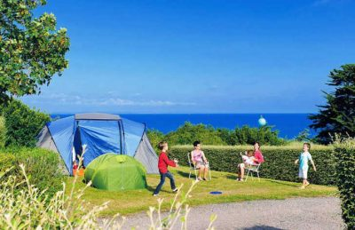 Campeole les Monts Colleux Pitch Only Campsite