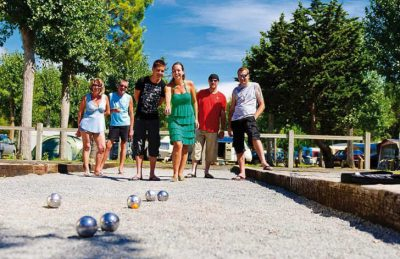 Campeole les Sirenes Boules