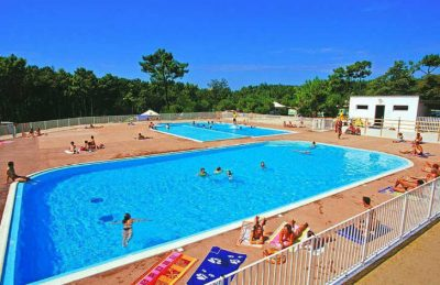 Campeole les Sirenes Swimming Pool