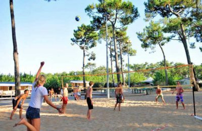 Campeole les Tourterelles Pitch Only Beach Volleyball