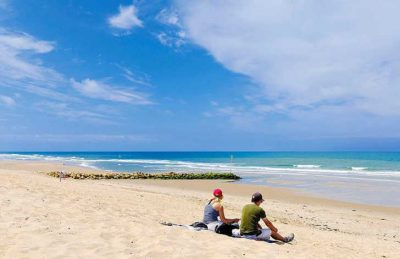 Campeole Medoc Plage Pitch Only Beach