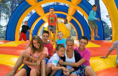 Campeole Medoc Plage Inflatable Fun