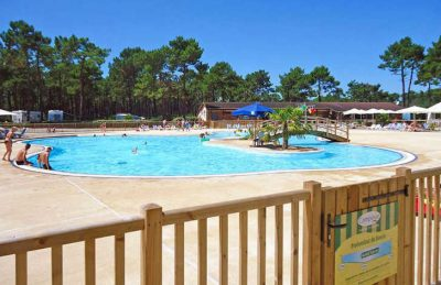 Campeole Medoc Plage Pitch Only Pool Complex