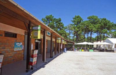 Campeole Medoc Plage Pitch Only Campsite
