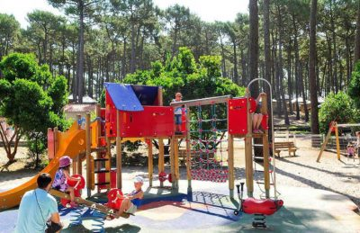 Campeole Plage Sud Pitch Only Children's Playground