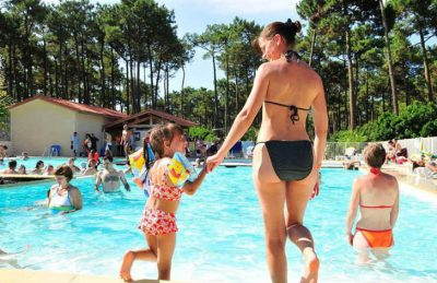 Campeole Plage Sud Pitch Only Family Pool