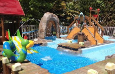 Camping Airotel Oleron Children's Pirate Play Pool