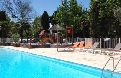 Camping Airotel Oleron Pool