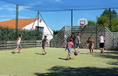Camping Amiaux Sports Facilities