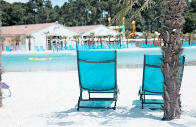 Camping Atlantique Parc Beach Chairs