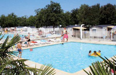 Camping Atlantique Parc Pool