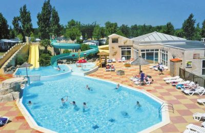Camping Bois Soleil Swimming Pool Complex