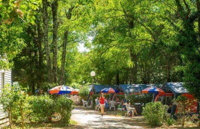 Camping Chateau de Boisson Campsite