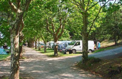 Camping Chateau de l'Eouviere Pitch Only