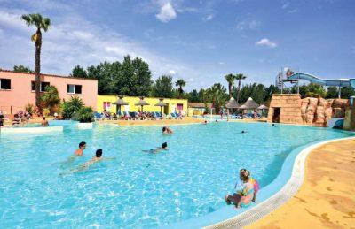 Camping Club l'Air Marin Swimming Pool