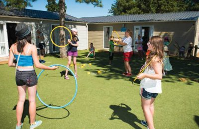 Camping Club les Brunelles Animation