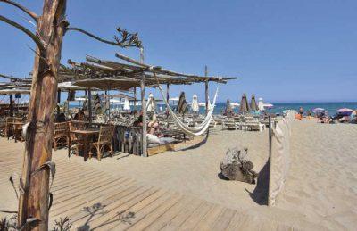 Camping Club Mar Estang Canet Beach
