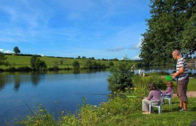 Camping de l'Etang de Fouche Fishing