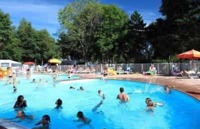 Camping de l'Etang de Fouche Pool