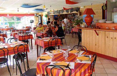 Camping Do Mi Si La Mi Restaurant