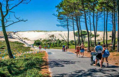 Camping Domaine de la Marina Beach Road