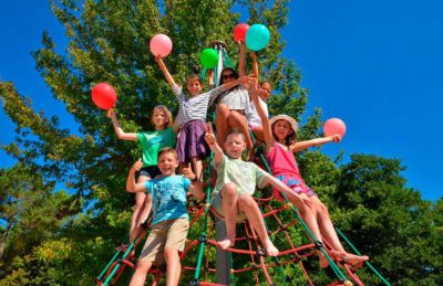 Camping Domaine de la Marina Children's Playground